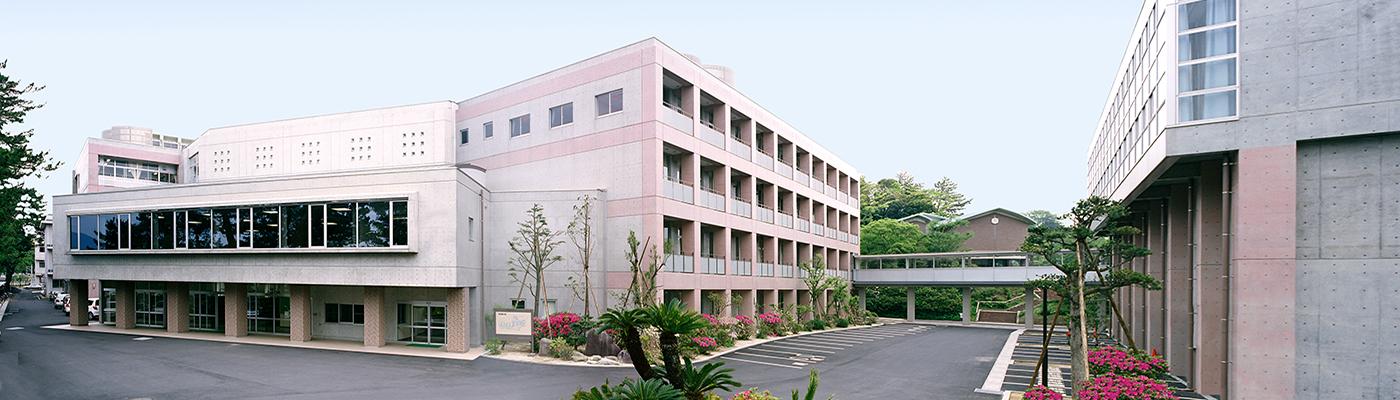 一新された学舎