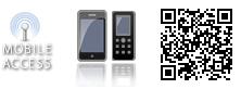 モバイル表示用QRコード